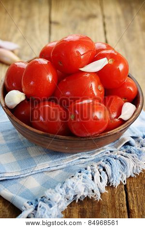Leavened Tomatoes
