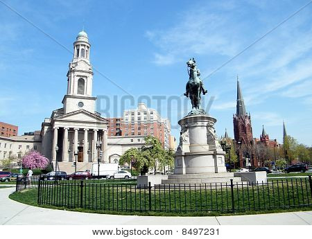 Washington Thomas Circle
