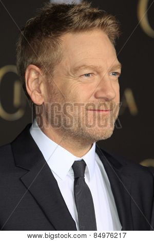 LOS ANGELES - MAR 1:  Kenneth Branagh at the