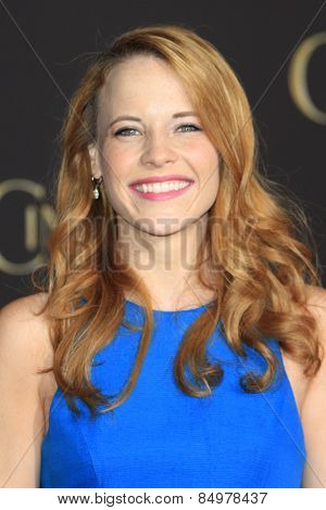 LOS ANGELES - MAR 1:  Katie Leclerc at the