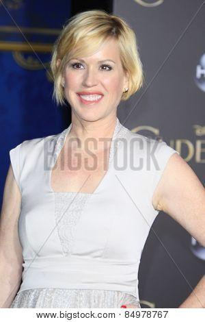 LOS ANGELES - MAR 1:  Molly Ringwald at the