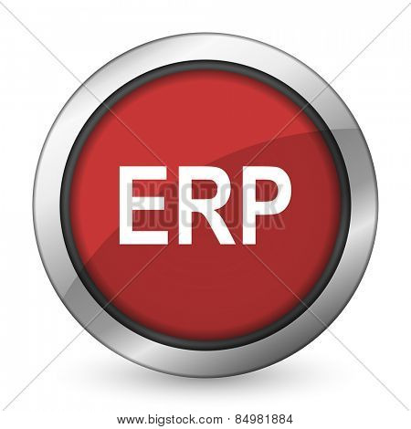erp red icon