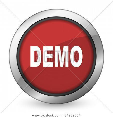 demo red icon