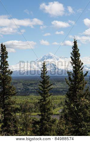 Alaska's Wrangell Mountains