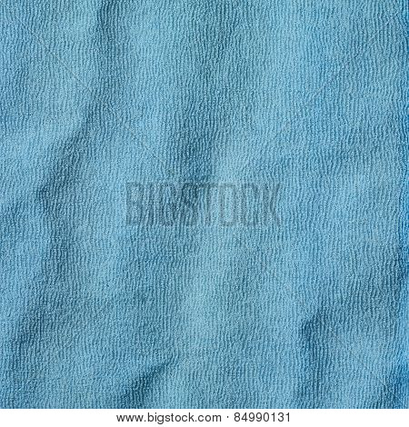 Blue wisp of bast texture