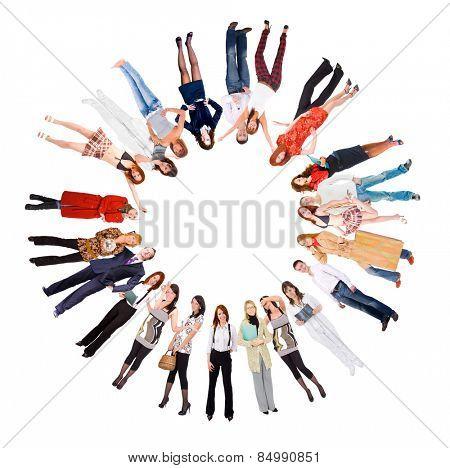 Big Group People Team