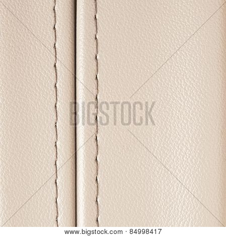 Leather texture fragment