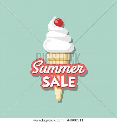 Summer sale.