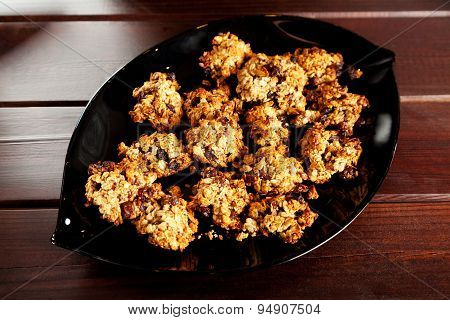 Homemade Musli Cookies