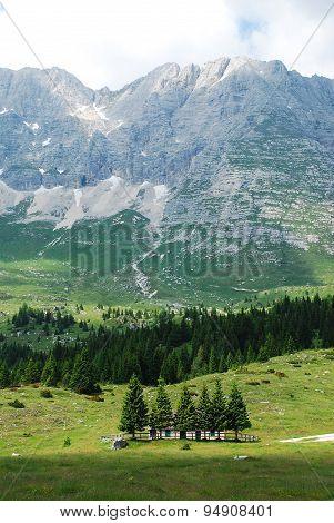 Altiplano De Montasio