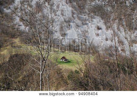 Landscape Near Zaga