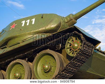Medium Tank T-34