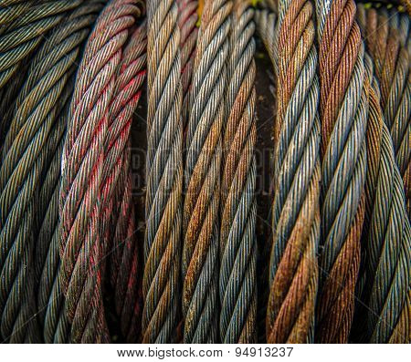 Heavy Duty Metal Cables