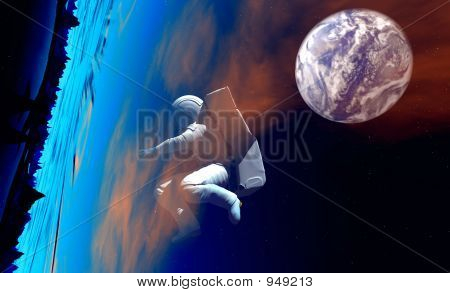 Spaceman 21