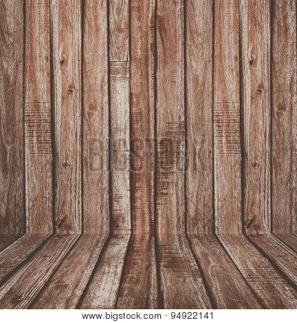 Wooden Interior Texture Background