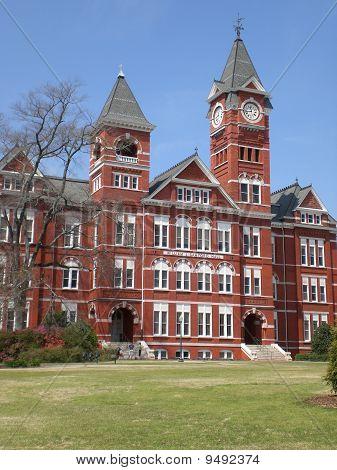 """""""Samford Hall"""""""