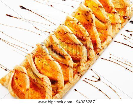 Crispy Apple Tart