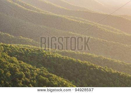 Appalachian Mountains, Blue Ridge, Scenic