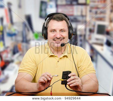 Home based computer repair business