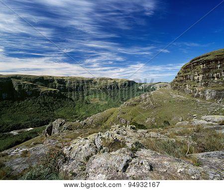 canyon Brazil