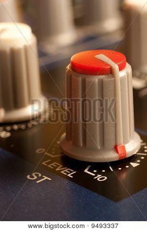 mixing board knob