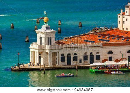 Dogana di Mare, Venice, Italia
