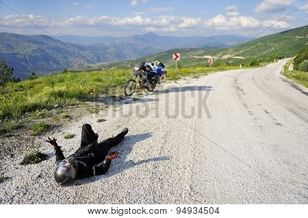 Adventure Motorcycling Travel