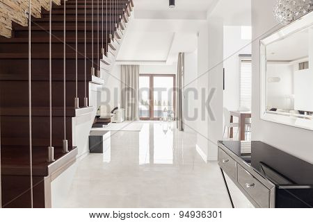Bright Spacious Interior