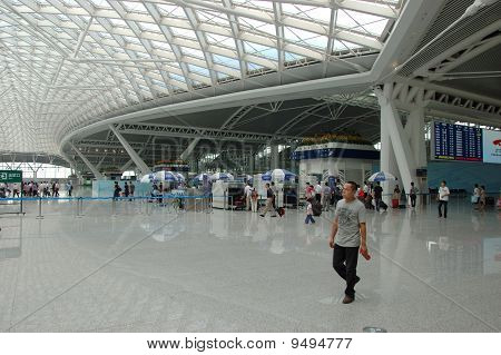 Guangzhou - New Railway Station