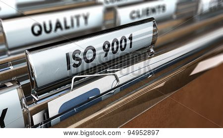 Quality Standards Iso 9001