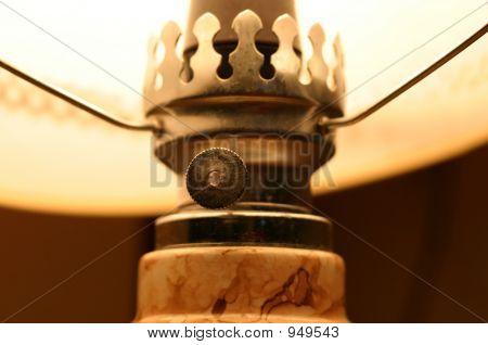 Tisch-Lampe-Details