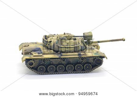 World war II tank model