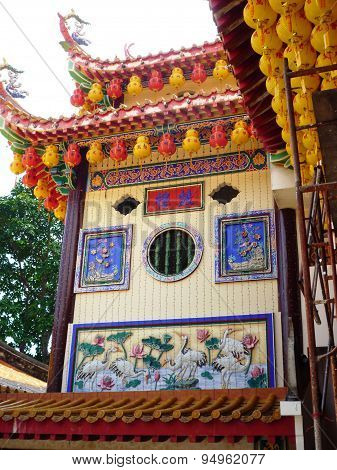 Kek Lok Si buddhist temple