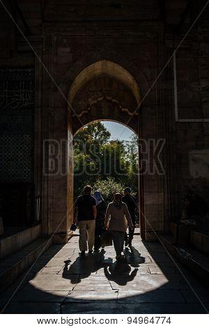 New Mosque Door