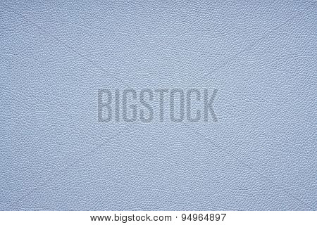 blue faux leather texture