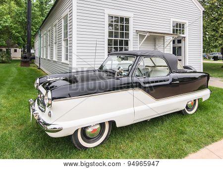 1960 AMC Metropolitan