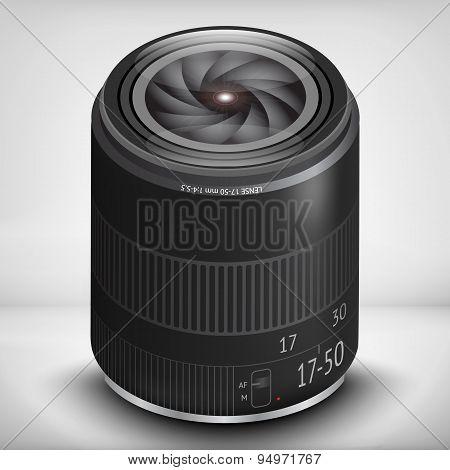 3d photo lens EPS 10
