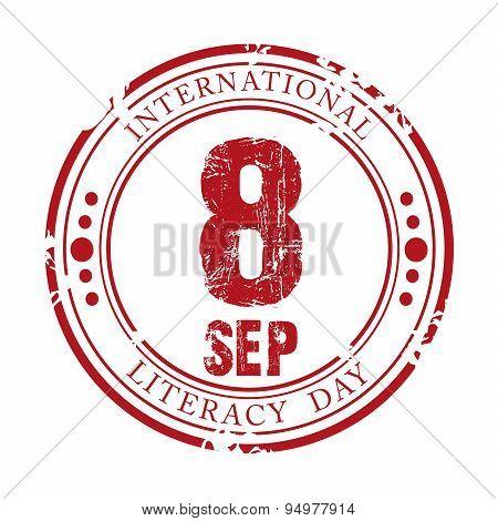Literacy Day.