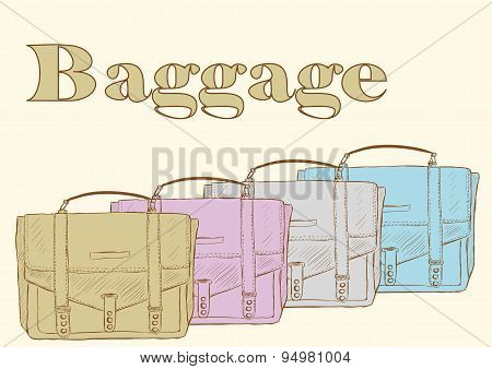 Bags with baggage