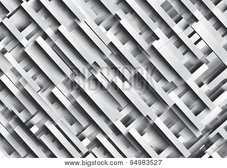 Seamless Abstract Black And White