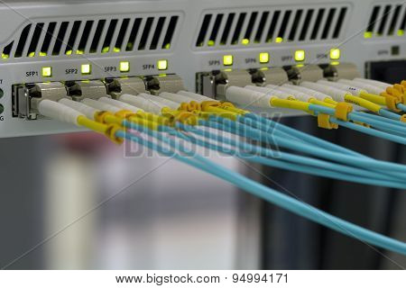 Optics Fibre Communication Panel