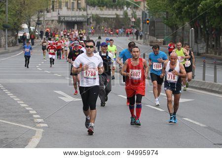 10Th Istanbul Half Marathon