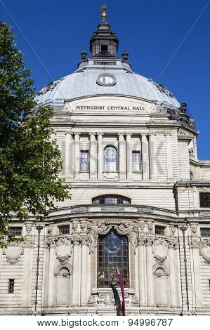 Methodist Central Hall In London