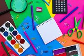stock photo of driving school  - Stationery objects - JPG