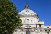 foto of city hall  - The Methodist Central Hall in the City of Westminster London - JPG