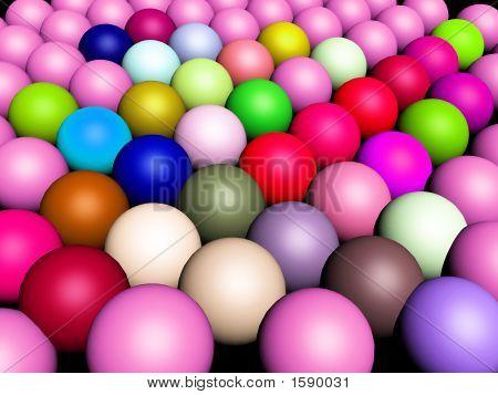 Colours Balls