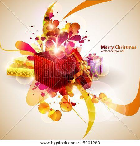 Presentes de Natal.
