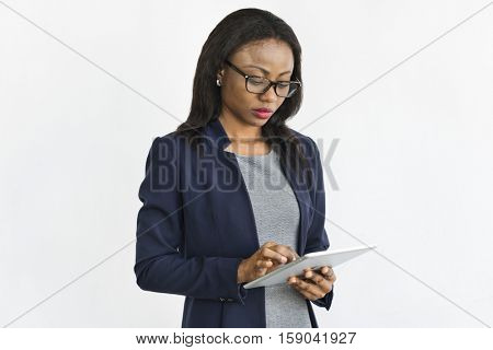 Businesswoman Executive Professional Entrepreneur Concept
