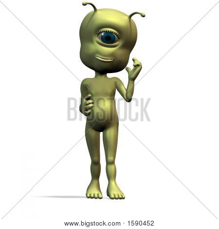 Alien Nr. 11