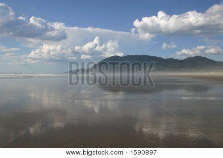 Nehalem Bay Reflections